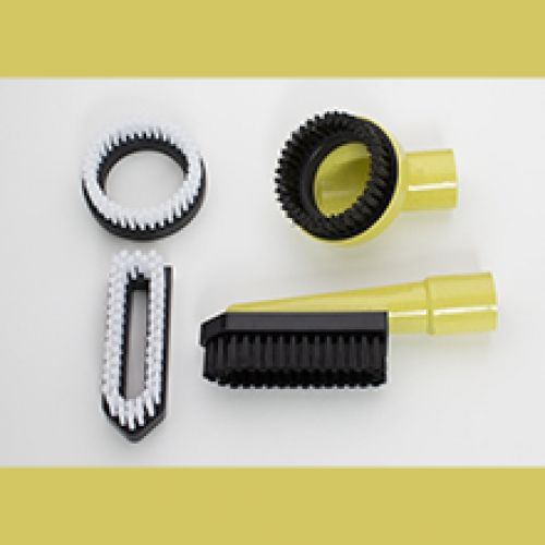 Suction Brushes for Food Contact